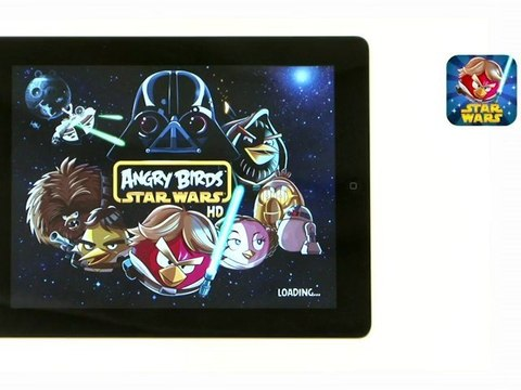 Angry Birds Star Wars - Test - iOs/Android/WindowsPhone