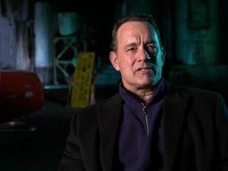 Tom Hanks - Interview Tom Hanks (Anglais)