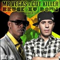 Mr Vegas x Cut Killer - Bruck It Down - Dubplate