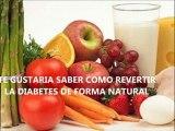 Revertir Diabetes-Medicina natural para la diabetes-la diabetes se cura