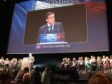 François Fillon Palais des congres 2012