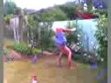 flip flip salto roulade arrière