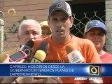 """Capriles: """"Nuestro pueblo el 16-D les va a dar una lección a quienes nunca hicieron nada por Miranda"""""""