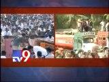 Bal Thackeray last rites at Shivaji Park
