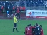 Coupe de France : Boulogne-sur-mer bat Drancy Jeanne D'Arc 2-1