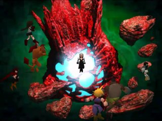 Final Fantasy 7 [40] Le duel final