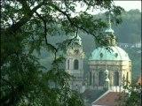 Praha,Musikalische Reise in Praha ,Barock Kirche - Tschechoslowakei