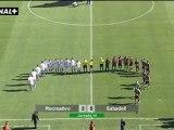 Liga Adelante Recreativo 2  Sabadell 5