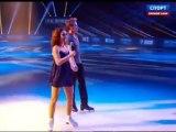 Nathalie Péchalat & Fabian Bourzat EX Gala + Encore Trophée Bompard 2012