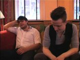 The Futureheads 2008 interview - Barry and Ross (part 2)