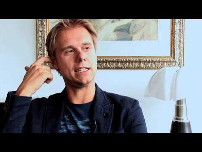 Armin van Buuren interview (deel 2)