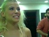 Λάουρα Νάργες στο Cosmo.gr πριν την εμφάνισή της στο DWTS 3