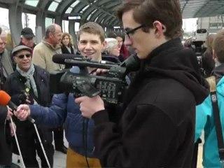 Seh- und Hörbehinderte erkunden den neuen Wetzlarer Busbahn Video 3