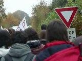 "Notre-Dame-des-Landes, Zone A Défendre (ZAD) Manifestation de réoccupation, ""Opération Asterix"",samedi 17 novembre 2012, #NDDL - [ NDDL/ZAD ]"