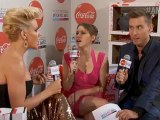 Jenny McCarthy Red Carpet Interview - AMA 2012