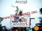 Assassin's Creed 3 CD serials Generator Keygen STEAM WORK | FREE Download , télécharger
