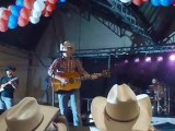 Aaron Watson Barbed Wire Halo Festival Country Evreux 2012