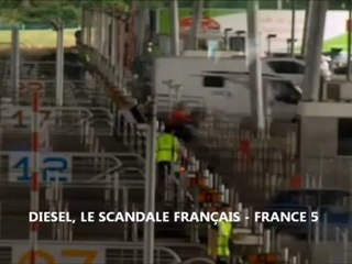 DIESEL, LE SCANDALE FRANÇAIS