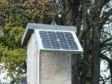 Automatisme de portail solaire Tarbes. Automatisme nice solemyo. 65. hautes-pyrénées. Bagnères de Bigorre