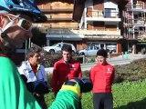 1ers repérages pour le Roc des Alpes