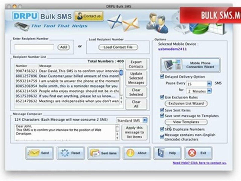 mac gsm mobile phone bulk sms software mac gsm text messaging sms sending group mass message marketi
