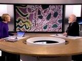 Aux sources des peintures aborigènes... Entretien avec Philippe Peltier, conseiller de l'expo