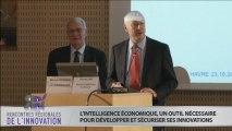 RRI 2012 - Intervention de Pierre ORY (Sous-préfet du Havre) et de Michel GRENIER (Président de la commission Innovation et Intelligence Économique pour CCI NORMANDIE)