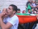 Gazans mourn dead as Israelis praise 'Iron Dome'