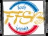 Présentation, Finale Super 16 à Andrézieux Bouthéon, novembre 2012, Bal contre Jarrige