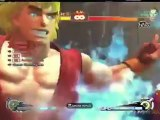 Super Street Fighter IV : Arcade Edition. Défi Ken.