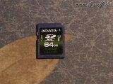 Unboxing di ADATA Premier Pro SDXC UHS-I U1 - esclusiva mondiale !