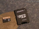Unboxing di ADATA Premier Pro microSDHC UHS-I U1 - esclusiva mondiale !