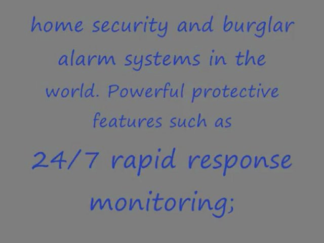 Home Alarm Systems Sydney