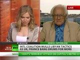 Johan Galtung on Libya: Obama stuck in wars, Sarkozy aims to rule NATO