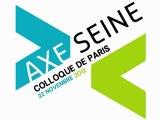 Lancement du colloque Axe Seine du 22 novembre 2012