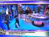 BASTIAN BAKER danse avec Capucine sur NRJ 12