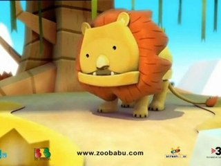 Zoobabu - Lion