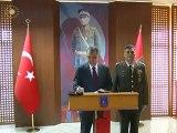 Kastamonuda Garnizon Komutanlığı ve Ugulama Merkezini Ziyaret etti.
