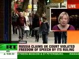 Berezovsky wins libel suit over Litvinenko murder