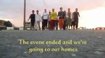 Gaza Parkour Team   Despite the Pain, There is Hope