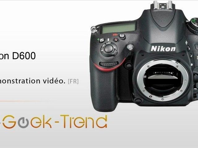 Test Terrain Nikon D600
