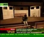 Palestinian militant swaps guns for theatre