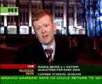 Euro 2008: Russia beats England 2-1