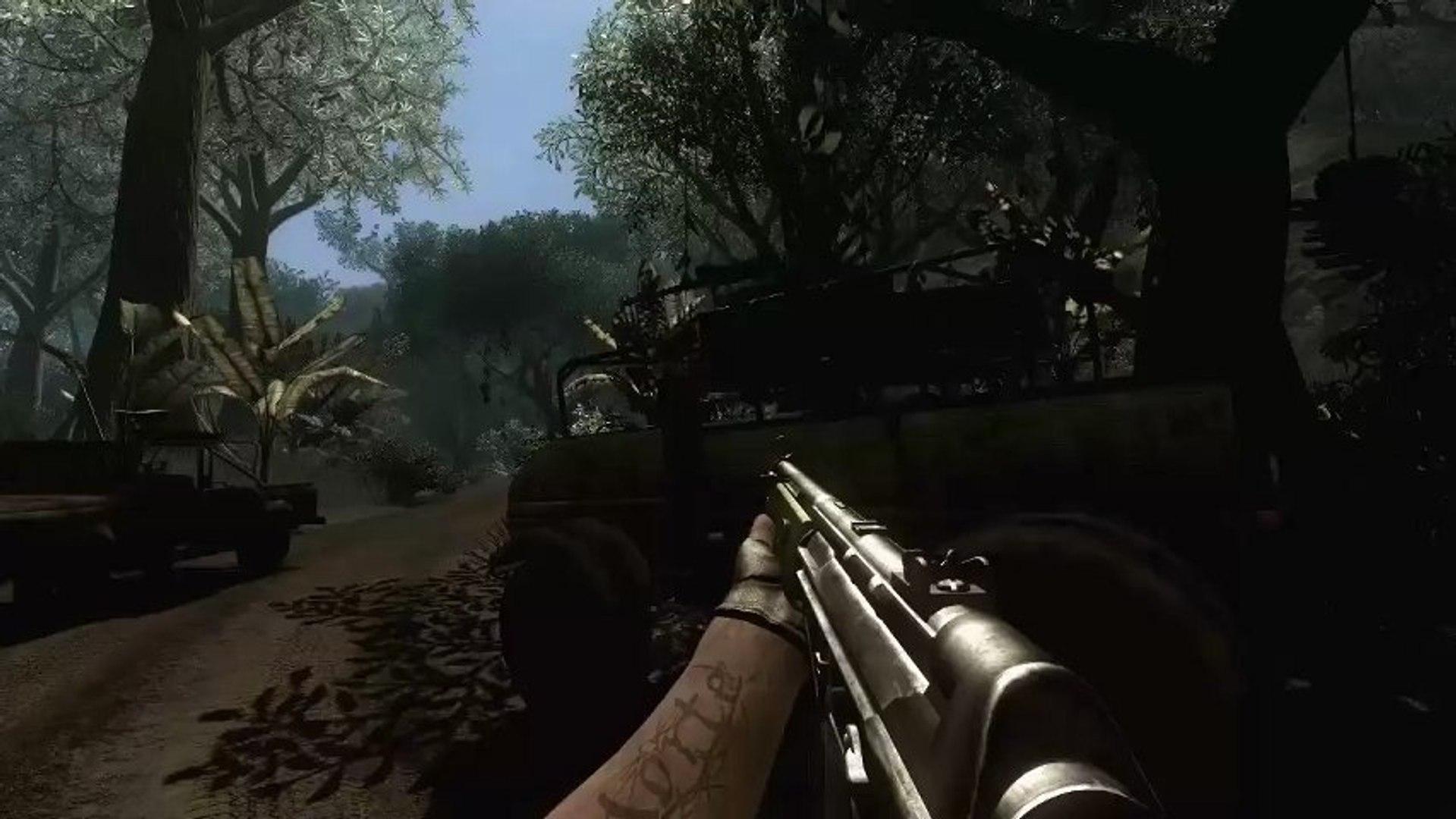 Far Cry 2 Bölüm 4