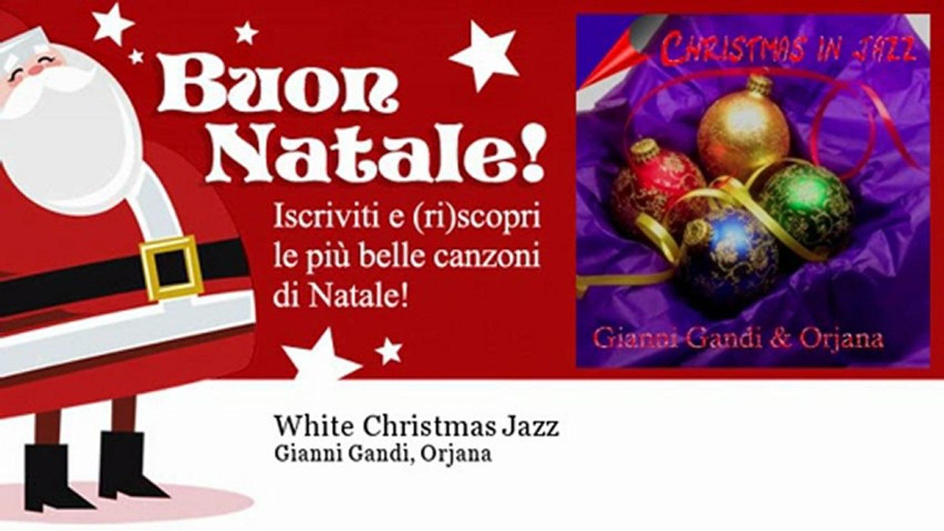 Gianni Gandi, Orjana - White Christmas Jazz - Natale