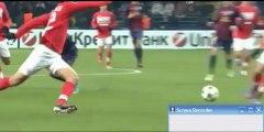 اهداف مباراة - برشلونة 3 - 0 سبارتاك موسكو- تعليق على محمد -