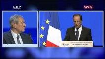"""Reportages : Mariage pour tous : """"Il y a toujours la liberté de conscience"""" estime François Hollande"""