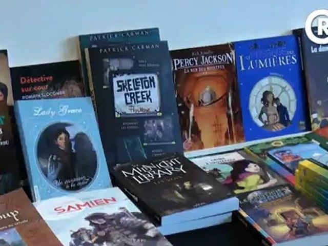 Inauguration du Salon du Livre et de la BD 2012 à Creil