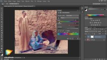 video2brain - Restauration de vieilles photos avec Photoshop