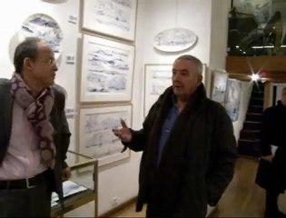 Ronan OLIER - Vernissage 15 novembre 2012 - Galerie 26